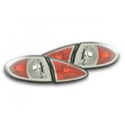 FK-Automotive fanale posteriore Design per Alfa Romeo 147 (tipo 937) anno di costr. 97-, cromato
