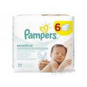 Pampers Sensitive Maramice 6x56 komad