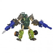 Transformers Age of Extinction Construct-Bots Dinobot Warriors Autobot Hound and Wide Load Dino Buil