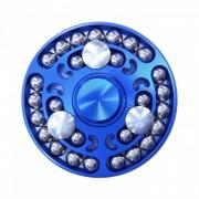 dayspirit 27-bead dedo estres estres giro giro juguete - azul