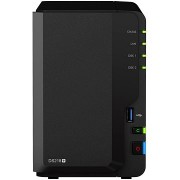 Synology DS218 + 2x2 TB RED