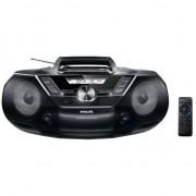 Microsistem audio Philips AZ787/12, CD Player, tuner FM, USB, AUX, 2x6W