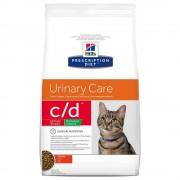 Hill's Prescription Diet c/d Urinary Stress Reduced Calorie Urinary Care - 4 kg Darmowa Dostawa od 89 zł