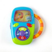 Bright Starts Get Movin' Music Player, Multi Color (20+ Tunes)