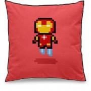 Almofada Homem de Ferro Pixel Marvel