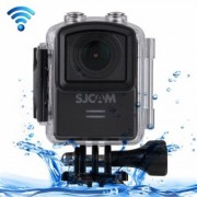 (#33) SJCAM M20 HD 2K WiFi 1.5 inch LTPS Screen Mini Waterproof Action Sports Camera with 166-degree Wide-angle Lens(Black) - Caméra sport