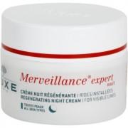 Nuxe Merveillance creme de noite regenerador para todos os tipos de pele 50 ml