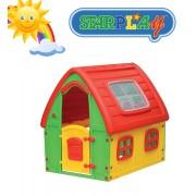 Casetta/Casa da giochi per bimbi da interno e esterno e giardino in termoplastica StarPlay - Fairy House