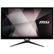 "MSI MICROSTAR AIO 22"" I3-9100 8GB 512G N/T BK FD FREEDOS BLACK NO TOUCH H310C"