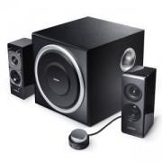 Звукова система Edifier S330D, 2.1, 52 Watts, Черен цвят, S330D