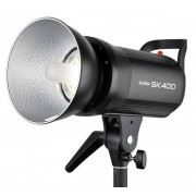 GODOX SK400 - FLASH PROFESSIONALE DA STUDIO - NG 65