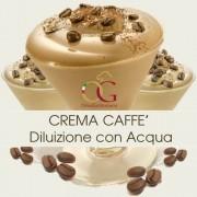 Officine Gastronomiche Crema Caffè con Acqua 2 buste da 1 kg