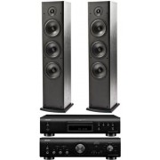 Polk Audio Denon Pma-800+dcd 800+polk T-50