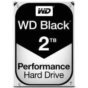 "Wd 2tb Wd2003fzex Black 7200rpm Sata 3.5"" Internal Hard Drive"