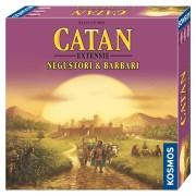 Colonistii din Catan - Negustori si Barbari