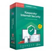 Kaspersky Internet Security 2019 1 Dispositivo 1 Ano