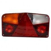 Lampa auto Horpol pentru remorca partea stanga 12/24V , 265x140x65mm cu triunghi reflectorizant, 1 buc.