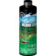 Vitamine si amino acizi pentru acvarii de apa dulce -Mcrobe Lift Vitamins & Amino Acids