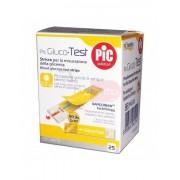 Pic Solution Pic Glucotest - 25 Strisce Reattive Per Il Controllo Della Glicemia