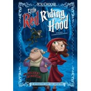 Little Red Riding Hood: An Interactive Fairy Tale Adventure, Paperback