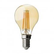 UltraLux Lampada Filamento 4W B. Caldo, Dimmerabile