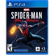 Marvels Spider-man Miles Morales - Ps4 Físico