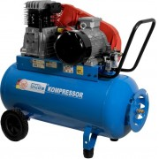 Compresor cu ulei cu doi cilindrii PRO Guede GUDE75520, 3000 W, 100 L, 10 bari