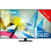 Samsung TV QLED 4K 138 cm SAMSUNG QE 55Q80T 2020
