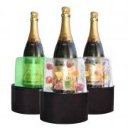 Contenitore Ghiaccio per Bottiglie