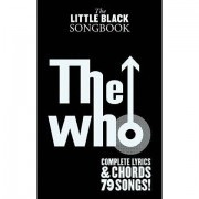 Music Sales The Little Black Songbook The Who Songbook