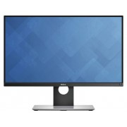 Dell UP2516D LCD-monitor 63.5 cm (25 inch) Energielabel C (A++ - E) 2560 x 1440 pix QHD 6 ms HDMI, DisplayPort, Mini DisplayPort, Audio-Line-out IPS LCD