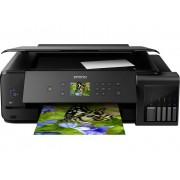 Epson EcoTank ET-7750 Multifunctionele inkjetprinter Printen, Scannen, Kopiëren LAN, WiFi, Duplex, Inktbijvulsysteem
