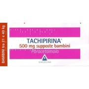 Tachipirina 10 Supposte 500mg