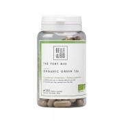 Belle et Bio Thé Vert Bio 120 gélules - Brûle des graisses
