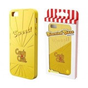 False Candy Crush Case iPhone 5/5S/SE Lemon