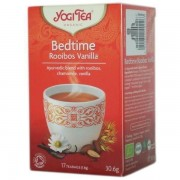Ceai BIO de seara cu Rooibos si Vanilie Yogi Tea