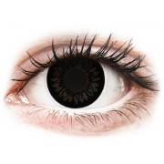 Maxvue Vision ColourVUE BigEyes - dioptrické (2 čočky) Dolly Black