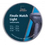 H.N PD FINAL MATCH LIGHT 4,5 mm