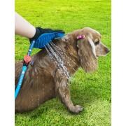 VEDIA Waschhandschuh für Haustiere