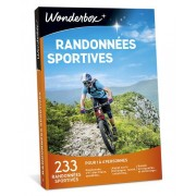 Wonderbox Coffret cadeau Randonnées sportives - Wonderbox