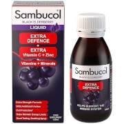 Sambucol Extra Defence (120 ml)
