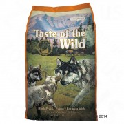 2x13kg High Prairie Puppy Taste of the Wild Hrană uscată câini