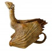 Noble Collection Figura Dragón Viserion Bebé - Juego de Tronos