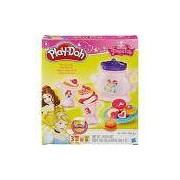 Conjunto Play-Doh Hora do Chá Princesas Disney - Hasbro