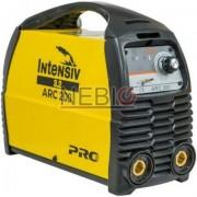Aparat de sudura invertor Intensiv ARC 200 VRD, Galben/Negru