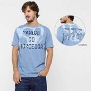 Camiseta Gonew Manual do Torcedor Masculina - Masculino