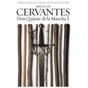 Don quijote de la mancha, 1 (el libro de bolsillo - bibliotecas de autor - biblioteca cervantes)