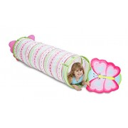 Melissa and Doug Sunny Patch Cutie Pie Tunnel Toy - Butterfly, Multi Color