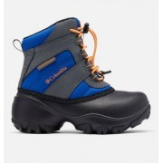 Columbia Botte imperméable Rope Tow III - - Junior Azul, Orange 29 EU