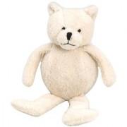 Purr-Fection Frost Bouncy Buddy Polar Bear Plush
